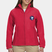 Ladies Embroidered IPMS Micro Fleece Jacket